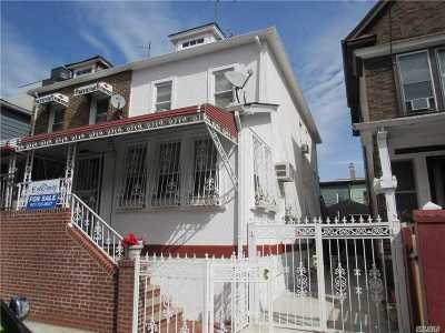Brooklyn Single Family Home For Sale: 11 Oakland Pl