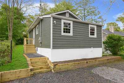 Sound Beach NY Single Family Home For Sale: $249,000