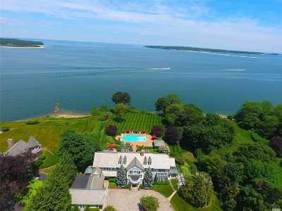 Huntington Bay NY Single Family Home For Sale: $4,999,000