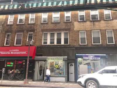 Queens County Commercial For Sale: 84-09 Jamaica Ave