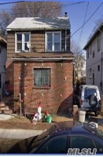 Queens County Multi Family Home For Sale: 11915 193rd St