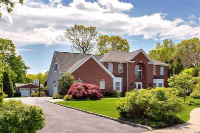 Oyster Bay Single Family Home For Sale: 11 Schoolhouse Ct