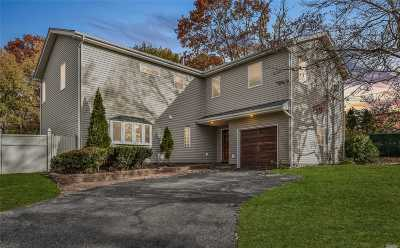 Nesconset Single Family Home For Sale: 177 Browns Rd