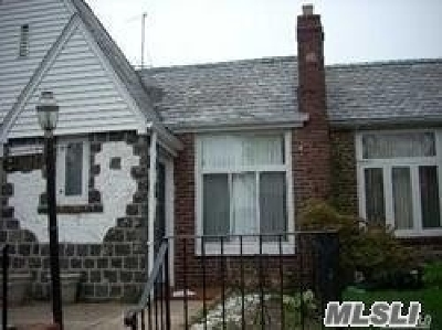 Queens Village Single Family Home For Sale: 219-17 Murdock