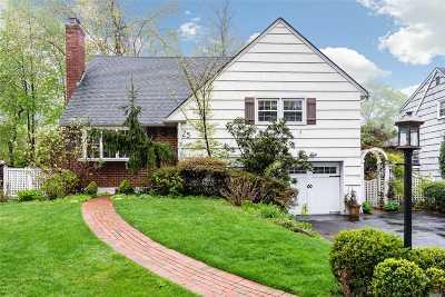 Port Washington Single Family Home For Sale: 25 Salem Ln