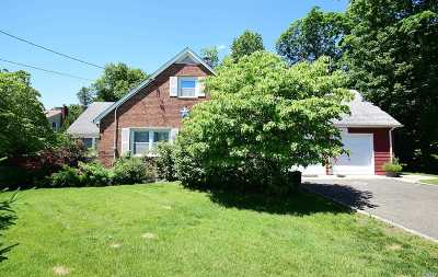 Westbury Single Family Home For Sale: 523 Advent St