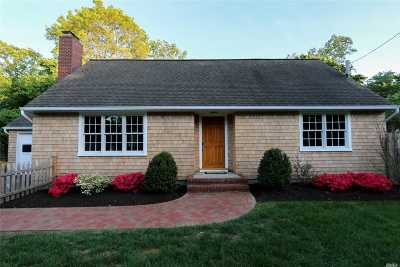 Northport Single Family Home For Sale: 31 Jay Ct