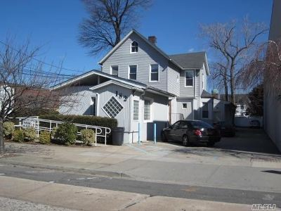 Lynbrook Commercial For Sale: 182 Earle Ave