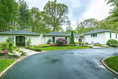 Muttontown Single Family Home For Sale: 3 Stoneridge Ct
