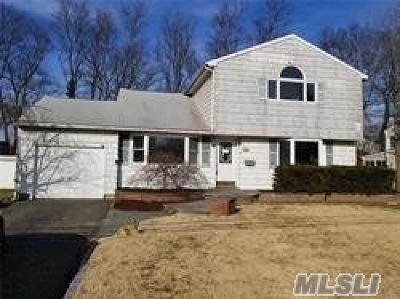 West Islip Single Family Home For Sale: 263 Curtin Ave