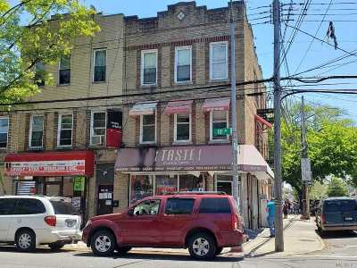 Queens County Commercial For Sale: 10702 101st Ave