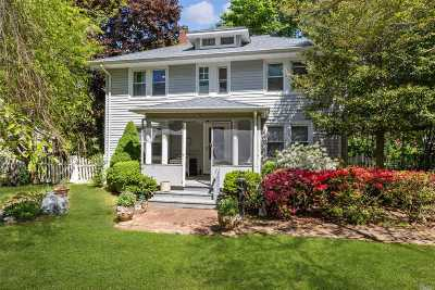 Mattituck Single Family Home For Sale: 18955 Main Rd