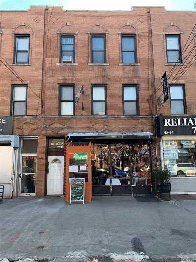 Astoria Commercial For Sale: 45-06 30th Ave