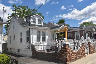 Jamaica Single Family Home For Sale: 111-41 167th St