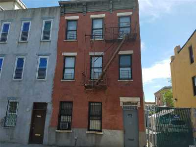Brooklyn Multi Family Home For Sale: 2368 Atlantic Ave