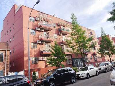 Flushing Condo/Townhouse For Sale: 132-36 Pople Ave #4C