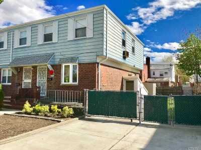 Flushing Single Family Home For Sale: 154-16 Booth Memorial Ave