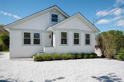 Montauk Single Family Home For Sale: 22 S Dewey Pl