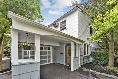 Westbury Single Family Home For Sale: 9 Forest Ln