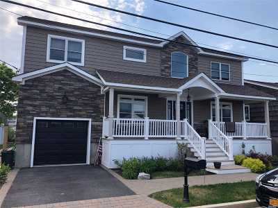 Nassau County Single Family Home For Sale: 2584 Peconic Ave
