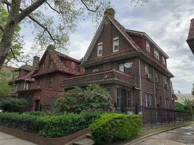 Jackson Heights Single Family Home For Sale: 35-45 86 St