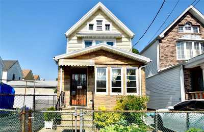 Jamaica Single Family Home For Sale: 111-11 147th St