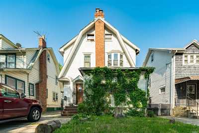 Queens County Single Family Home For Sale: 11233 198th St