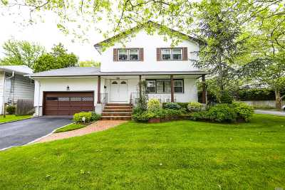 Woodmere Single Family Home For Sale: 999 Dartmouth Ln