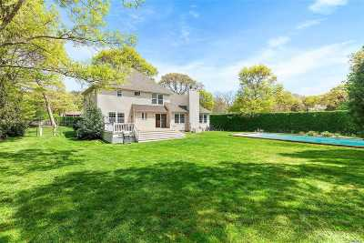 Hampton Bays Single Family Home For Sale: 23 Sherwood Rd