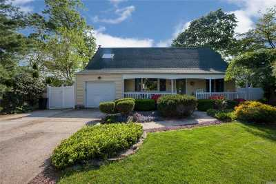 Mt. Sinai Single Family Home For Sale: 26 Wylde Rd
