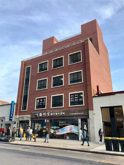 Flushing Commercial Lease For Lease: 136-82 39th Ave