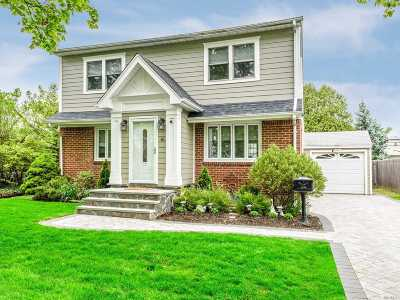 Hicksville Single Family Home For Sale: 61 9th St