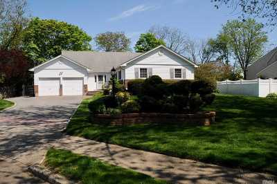 West Islip Single Family Home For Sale: 443 Everdell Ave