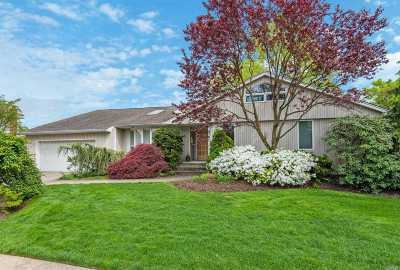 Syosset Single Family Home For Sale: 25 Jean Pl