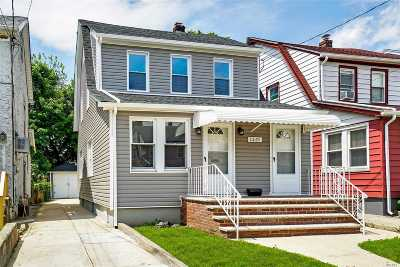 Queens Village Single Family Home For Sale: 111-26 207th St
