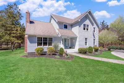 East Hampton Single Family Home For Sale: 755 Springs Fireplac