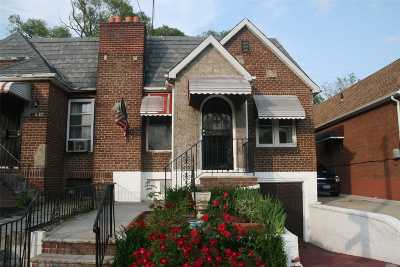 Jamaica Single Family Home For Sale: 120-09 180th St
