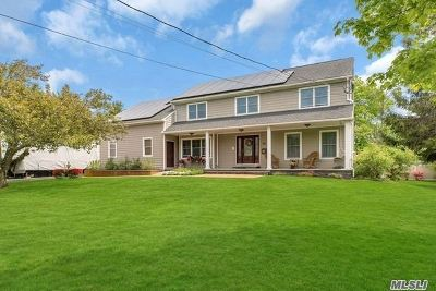 Bayport Single Family Home For Sale: 205 Seaman Ave