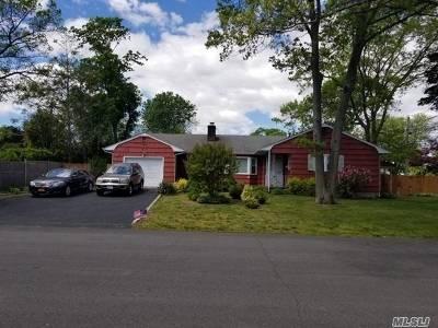 W. Babylon Single Family Home For Sale: 232 Cheltenham Rd