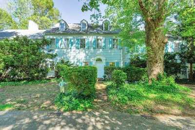 Muttontown Single Family Home For Sale: 2204 Jericho-Oyster B Rd