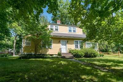 Huntington NY Single Family Home For Sale: $565,000