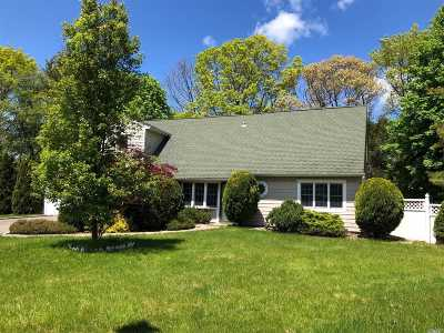 Coram Single Family Home For Sale: 5 Himmel Ct