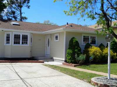 Westbury Single Family Home For Sale: 233 Sylvester St