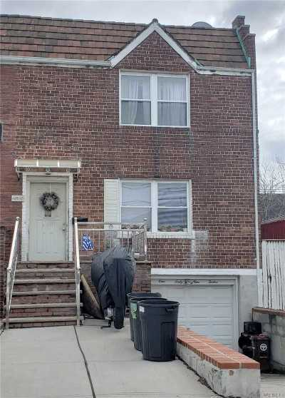 Flushing Multi Family Home For Sale: 169-12 26th Ave