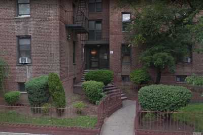 Jackson Heights Co-op For Sale: 37-56 87th St #1C
