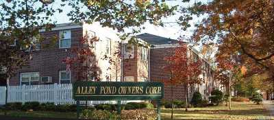Queens County Co-op For Sale: 78-42 Cloverdale Blvd #B