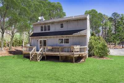 East Hampton Single Family Home For Sale: 44 Wheelock Walk