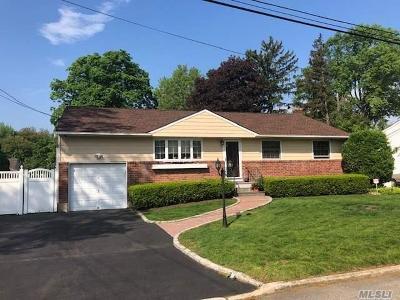 Commack Single Family Home For Sale: 23 Bernard