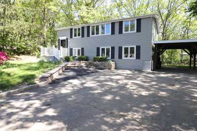 E. Setauket Single Family Home For Sale: 347 Old Town Rd