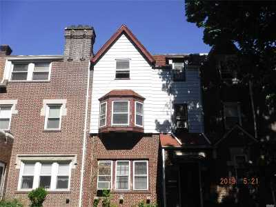 Jackson Heights Multi Family Home For Sale: 34-21 83rd St